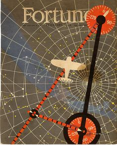February '54 - Fortune Magazine Cover