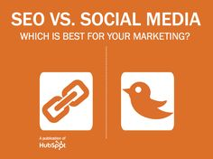 BRAND NEW Free Ebook: SEO vs. Social Media: Which Is Best for Your Marketing?