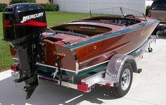14' 1955 Penn Yann Swift with matching 1955 Johnson Sea Horse. | Johnson Outboard Motors ...