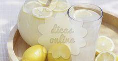 Não Perca!l Beba limonada e ajude os seus rins a funcionarem direito! - # #limonada #saúde