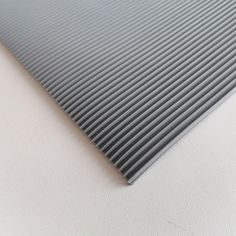 Black FINE Ribbed Corrugated Rubber Sheet Floor Matting ANTi-Slip 10m x 2m x 3mm