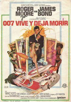 1973 - Vive y deja morir - Live and Let Die - GBR - tt0070328