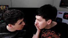 Contact Issues on DUMB WAYS TO DIE - Dan vs. Phil!