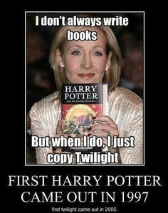 Ya and it is nothing like twilight. Just a thousand times better!