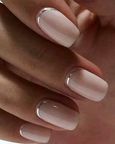 We offer the best tools to get these great designs in our website #nail #nails #manicure #naildesign #nailideas #nailart #nailpolish #naildesigns #nailartdesign #nailartdesigns #nails2019 Sexy Nails, Fancy Nails, Nice Nails, Pretty Nails, Short Gel Nails, Minimalist Nails, Pink Nail Art, Nail Designs Spring, Nail Art Designs