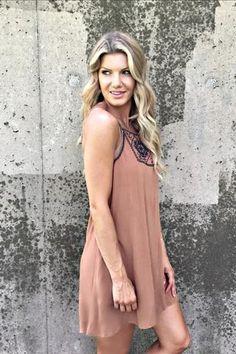 Loreena Summer dress, loose and flowly fit that drapes beautifully.   #Summerdress #summertimefine