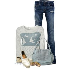 """""""Sweater Obsession"""" by athorpe on Polyvore"""
