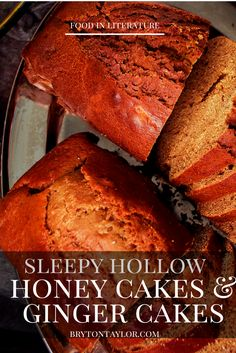 honey cakes and ginger cakes sleepy hollow recipes These cake tins are for all occasions from weddings, to Christmas, Anniversaries, Birhtdays, Valentines day etc. Honey Recipes, Fall Recipes, Baking Recipes, Dessert Recipes, Desserts, Gingerbread Cake, Honey Cake, Le Diner, Breakfast Cake