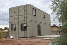 military container home double stacked container home how to build
