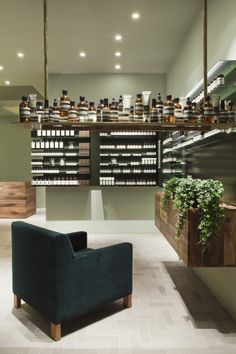 Store to watch: Aesop, Frankfurt