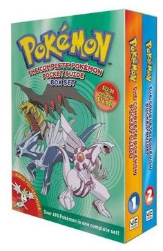 Buy The Complete Pokemon Pocket Guides Box Set by Makoto Mizobuchi at Mighty Ape NZ. Over 500 pages of Pokemon! Each book in this two-volume set features one Pokemon per page with descriptions and stats, including Abilities, moves and . Pokemon Black Version, Pokemon Guide, Pokemon Omega Ruby, Omega Ruby Alpha Sapphire, Pokemon Pocket, First Pokemon, Pokemon Comics, My Generation, Colorful Pictures