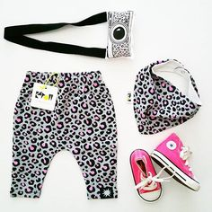 Pink leopard print harems & matching dribs online now size 😍 Harems, Pink Leopard Print, Bubblegum Pink, Size 00, Bright Pink, Gym Shorts Womens, Converse, Couture, Swimwear
