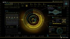 Guardians of the Galaxy - Screen Graphics on Behance