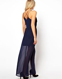 Image 2 of Love Maxi Dress with Cami Straps