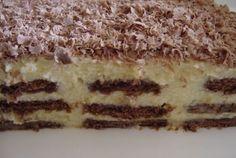 Sütés nélkül is készíthetsz finom édességet, ami tele van krémmel és nagyon csokis! Vigyázat, nagyon gyorsan elfogy!            ...