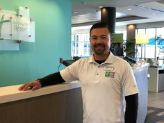 Anthony Eman, assistant manager at the Holiday Inn Resort in Fort Walton Beach, has been awarded the position of general manager at the very same hotel. Fort Walton Beach, Holiday Resort, Innisfree, White Sand Beach, Congratulations, Warm, Website, Blog, Mens Tops
