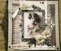 De kaarten van ons Mam: ...Sent with Love x...