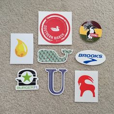Preppy Sticker Bundle Vineyard Vines, Backcountry Goat, Southern Marsh, United, Burgerfi, Brooks, Chums, and Add Oil! If you just want a certain sticker, it may be more expensive! This bundle saves you more! Can add more stickers, just ask! (: Vineyard Vines Other