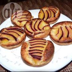 Photo recette : Tartelettes aux prunes