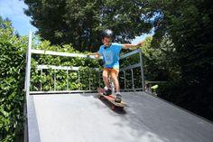 Camping Bretagne sud-Animations activités -skate park