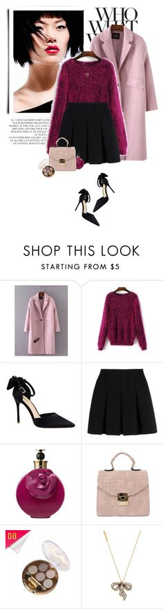 """""""TD"""" by yexyka ❤ liked on Polyvore featuring Rachel, Who What Wear, Alexander Wang, Valentino and Marc Jacobs"""