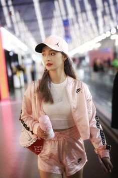 Korea Fashion, Kpop Fashion, Girl Fashion, Ailee, Ioi, Pledis Entertainment, Girls Generation, Pop Group, Ulzzang