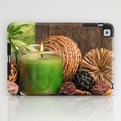 Relaxing Spa iPad Case by Edward M. Fielding - $60.00