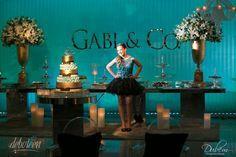 Festa Tiffany & Co. de Gabriela - Debuteen - O Blog da Debutante