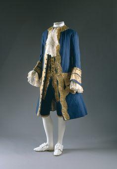 mantuamaker: SuitBritain |  1760Wool |  the Met