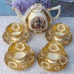 Hammersley tea set
