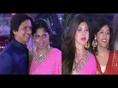 Bollywood Singers at Bhushan Kumar's sister Tulsi Kumar's wedding reception.http://youtu.be/VXDGOtV1uxg