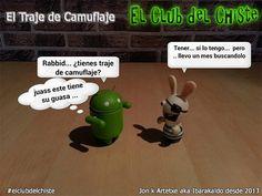 El Traje de Camuflaje #funny #elclubdelchiste