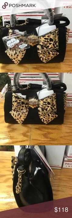 Super Cute Satchel Bag Betsey Johnson Betsey Johnson Bags Satchels