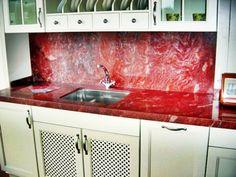 Viste tu cocina con la encimera adecuada