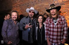 Martina Mcbride and Kid Rock - Popcorn Sutton's Tennessee White Whiskey Launch Party