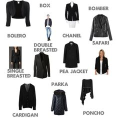 """""""KGraham Jackets"""" by kailygraham on Polyvore"""