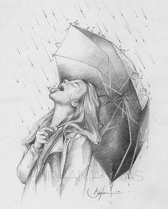 Dark Art Drawings, Art Drawings For Kids, Art Drawings Sketches Simple, Pencil Art Drawings, Realistic Drawings, Cool Drawings, Fast Drawing, Cool Artwork, Amazing Artwork