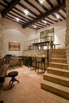 Music Room contemporary media room