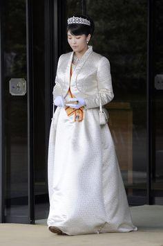 A sweet Japanese royal -- Princess Mako Akishino.