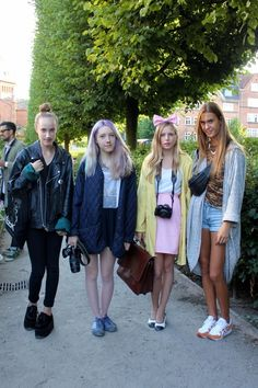 Copenhagen Fashion Week | Streetstyle