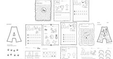 Litera A   download pdf                                                                                     Litera M  download pdf       ... Activities For Kids, David, Bullet Journal, Pdf, Words, Double Deck Bed, Kid Activities, Horse, Kid Crafts