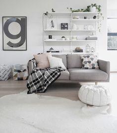 Элементы скандинавского стиля в интерьере