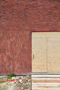 STAARC ingenieurs en architecten - house JS - exterior- facade- photo Bram Tack