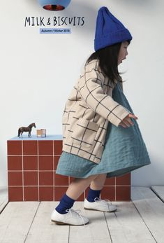 Kids cool fashion from Milk & Biscuits for fall/winter  2916