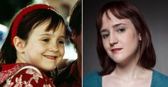 'Matilda' child star, Mara Wilson, says: Film acting is not fun My Doppelganger, Mara Wilson, Miracle On 34th Street, Movie Talk, Celebrities Then And Now, Stars Then And Now, Celebrity Kids, Hollywood Stars, Matilda