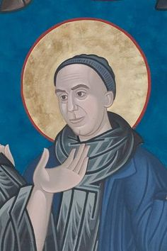 Thomas Merton (1915–1968) American Trappist monk who initiated interreligious prayer and dialogue, and whose writings have brought thousands to the practice of contemplative prayer. (December 10) See all the Dancing Saints here: http://www.saintgregorys.org/saints-by-name.html