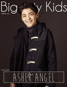"""Big City Kids Magazine February 2017 issue is now available! Featuring """"Asher Angel"""" from Disney Channel's TV series Andi Mack on the cover and our very own Princess """"Isis Chanel Chambers"""" as one of the Featured Fresh Faces in the Magazine ❤💝😍 Be sure to grab your copies of the magazine at the link below 👇  www.bckmag.com"""