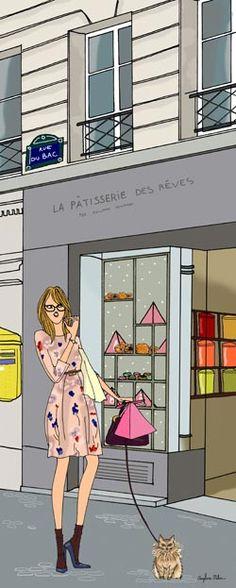 La pâtisserie des rêves Paris Angéline Mélin