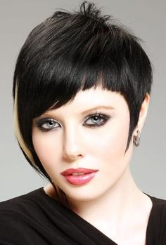 picture of short hairstyle, new look of short hair for girls number 2