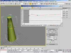 3DsMax5   10강 Deformation   개념이해와 마으스 모델링